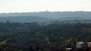 Würzburg: Landesgartenschaugelände 2018 am Hubland