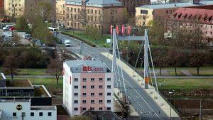 Würzburg: Brücke der Deutschen Einheit