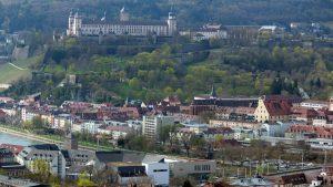 Würzburg: Festung Marienberg - Mainviertel - Kongresszentrum
