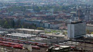 Würzburger Hauptbahnhof