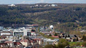 Würzburg: Hexenbruch Höchberg und Zellerau