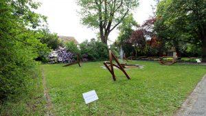 Erbachshof Art Project - Endlosschleifen von Sonja Edle von Hoeßle