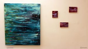 Erbachshof Art Project - Bilder von Sonja Edle von Hoeßle