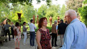 Erbachshof Art Project - Sonja Edle von Hoeßle