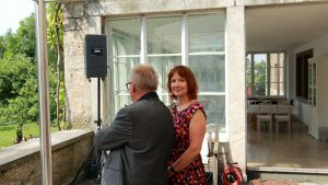 Erbachshof Art Project - Herbert Mehler und Sonja Edle von Hoeßle