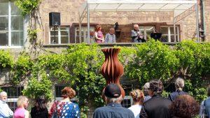 Erbachshof Art Project - Eröffnungsrede von Herbert Mehler