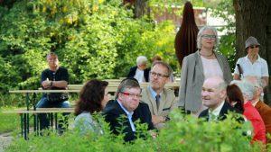 Erbachshof Art Project - Gäste im Skulpturenpark