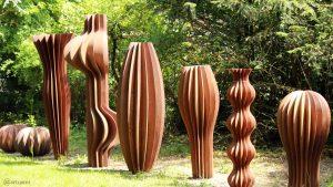 Erbachshof Art Project - Skulpturen von Herbert Mehler