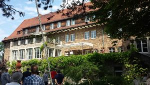 Erbachshof Art Project - Parkanlage im Weiler Erbachshof