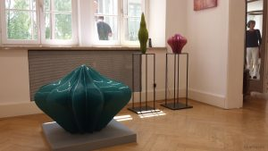 Erbachshof Art Project - Kunstwerke von Herbert Mehler