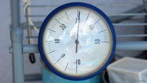 31 Grad im Schatten am 30. Mai 2018 um 16:04 Uhr