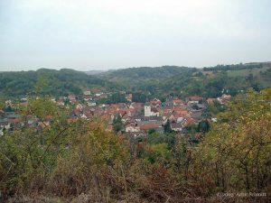 Goßmannsdorf am Main am 1. Oktober 2003 um 14:28 Uhr