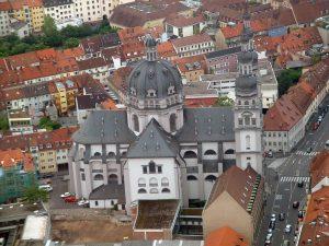 Stift Haug in Würzburg am Main