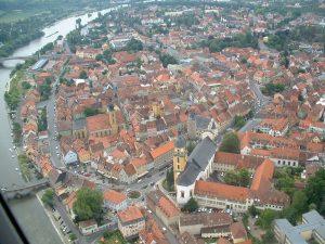 Große Kreisstadt Kitzingen
