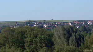 Dettelbach im Landkreis Kitzingen am 12. Juni 2006 um 18:32 Uhr