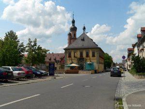 Eibelstadt am Main im Lkr. Würzburg
