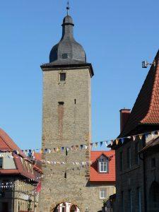 Gaibacher Tor in Volkach im Lkr. Kitzingen