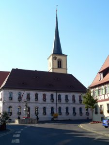Sommerach am Main im Lkr. Kitzingen