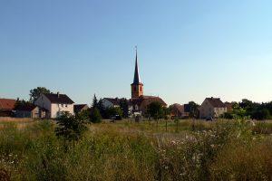 Gerlachshausen am Main im Lkr. Kitzingen