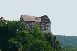 Schloss Homburg im Lkr. Main-Spessart