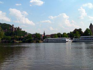 Der Main bei Wertheim