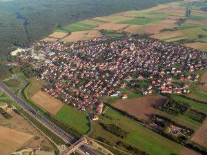 Kist bei Würzburg