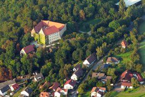 Schloss Reichenberg in Unterfranken