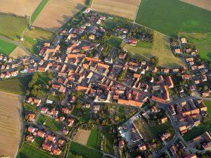 Reichenberg Ortsteil Fuchsstadt