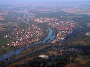 Südliches Maindreieck bei Ochsenfurt