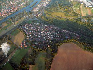 Ochsenfurt Stadtteil Westsiedlung