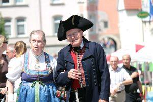 Tag der Franken am 6. Juli 2014 in Ochsenfurt im Lkr. Würzburg