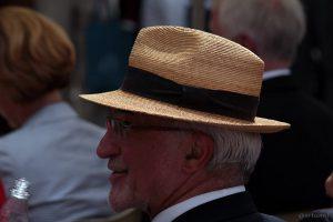 Unterfrankens Regierungspräsident Dr. Paul Beihofer beim Tag der Franken am 6. Juli 2014 in Ochsenfurt im Lkr. Würzburg