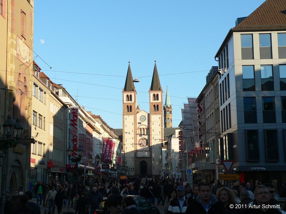 Kein Mantelsonntag 2020 in Würzburg