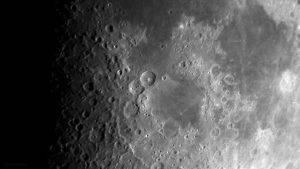Mare Nectaris und Fecunditatis am 19. Juli 2018 um 21:34 Uhr