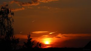 Sonnenuntergang am 26. Juli 2018 um 20:58 Uhr