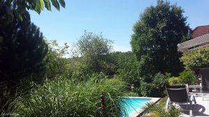 Unser Garten am 6. August 2018 um 12:02 Uhr