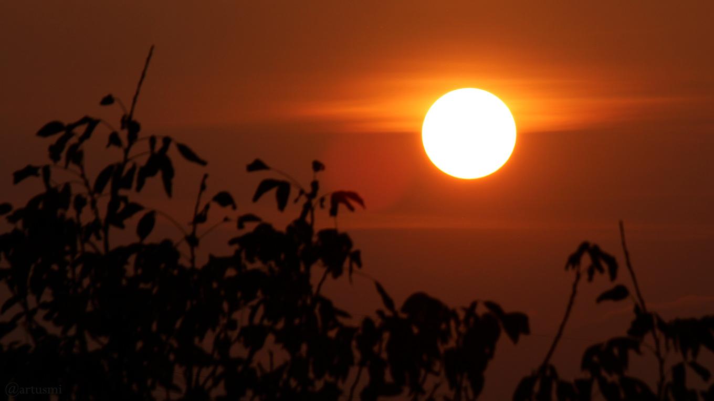 Sonnenuntergang am 18. Oktober 2018 um 17:56 Uhr