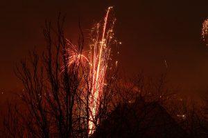 Silvesterfeuerwerk 2009/2010