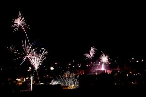 Silvesterfeuerwerk 2012/2013