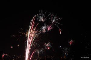 Silvesterfeuerwerk 2013/2014