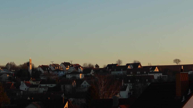 Wetterbild aus Eisingen am 16. Februar 2019 um 17:19 Uhr