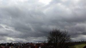 Wetterbild aus Eisingen vom 16. März 2019 um 13:33 Uhr