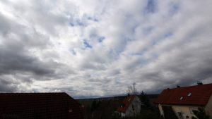 Wetterbild aus Eisingen vom 16. März 2019 um 13:34 Uhr