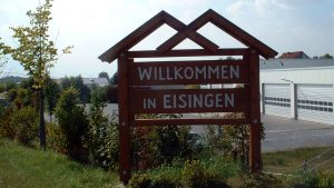 Willkommen in Eisingen
