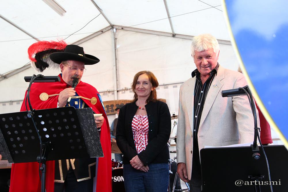 Backhäuslesfest in Eisingen im Juni 2013