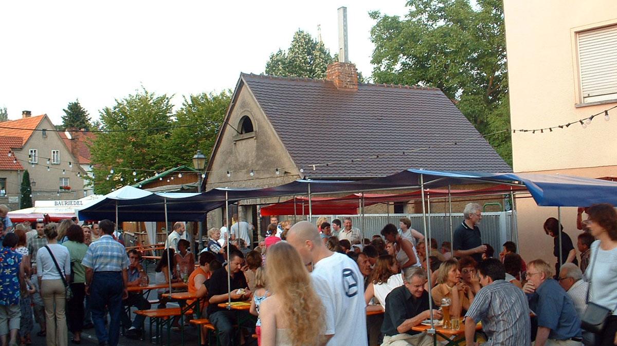 Backhäuslesfest am 28. Juni 2003