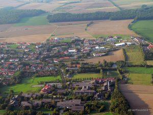 Gewerbegebiet Landwehr und St. Josefs-Stift