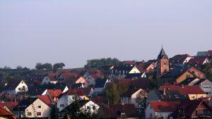 Eisingen am 11. Oktober 2007