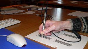 Digitaler Wahlhelfer erstmals im Einsatz am 2. März 2008
