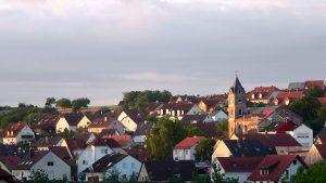 Eisingen am 23. Juli 2011